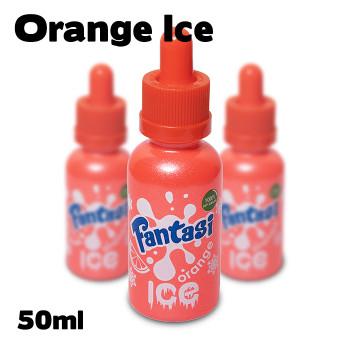 Orange Ice - Fantasi e-liquids - 70% VG - 50ml