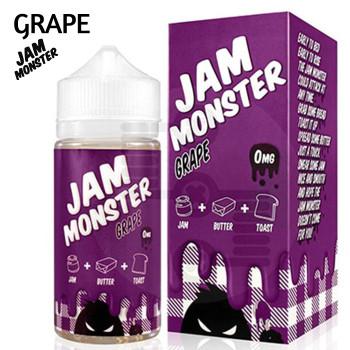 Grape Jam Monster e-liquid - Max VG - 100ml