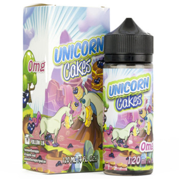 Unicorn Cakes - Vape Breakfast Classics e-liquid - 100ml