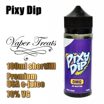 Pixy Dip - Vaper Treats e-liquid by Ruthless - 70% VG - 100ml