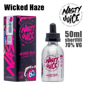 Wicked Haze - Nasty e-liquid - 70% VG - 50ml