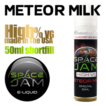 Meteor Milk - by Space Jam e-liquid - high VG - 50ml