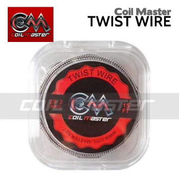 Coil Master Twist Kanthal A1 Wire – 15ft