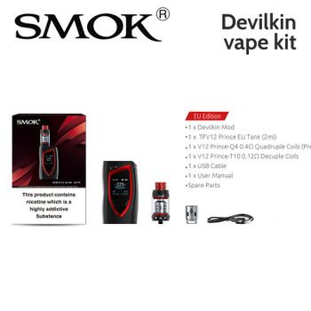 SMOK Devilkin 225w vape kit