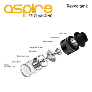 ASPIRE Revvo Tank