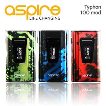 ASPIRE Typhon 100 mod