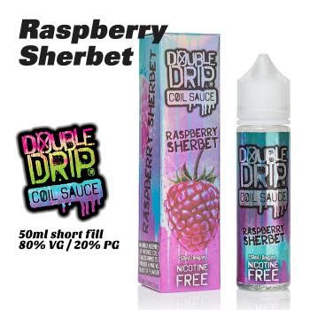 Raspberry Sherbet - Double Drip e-liquids - 50ml