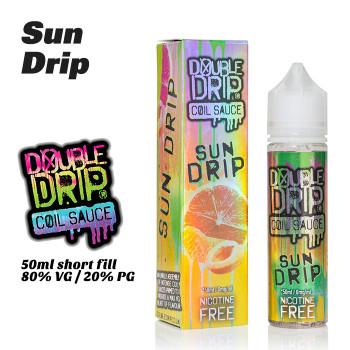 Sun Drip - Double Drip e-liquids - 50ml