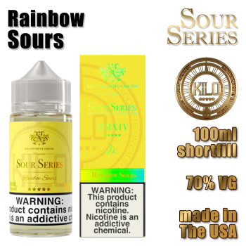 Rainbow Sours - KILO e-liquids - 100ml
