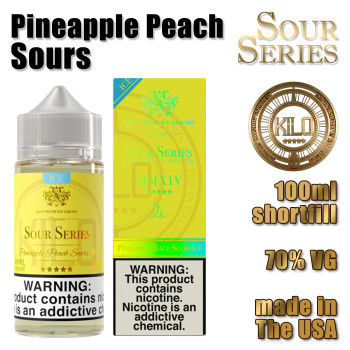 Pineapple Peach Sours - KILO e-liquids - 100ml