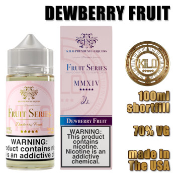 Dewberry Fruit - KILO e-liquids - 100ml