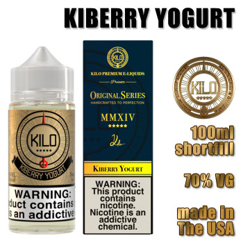 Kiberry Yogurt - KILO e-liquids - 100ml