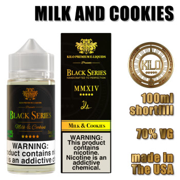 Milk and Cookies - KILO e-liquids - 100ml