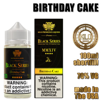 Birthday Cake - KILO e-liquids - 100ml