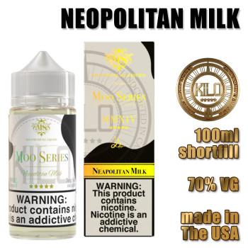 Neopolitan Milk - KILO e-liquids - 100ml