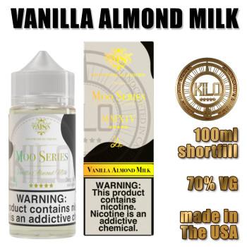 Vanilla Almond Milk - KILO e-liquids - 100ml