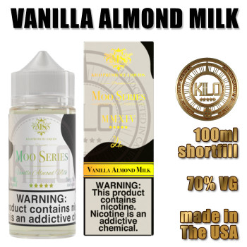 Vanilla Almond Milk - KILO e-liquids - 100ml