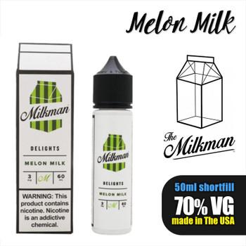 Melon Milk e-liquid by The Milkman – 70% VG – 50ml