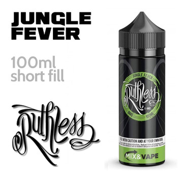 Jungle Fever by Ruthless e-liquid - 60% VG - 100ml