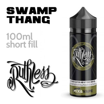 Swamp Thang by Ruthless e-liquid - 60% VG - 100ml