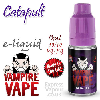 Catapult - Vampire Vape e-liquid - 10ml