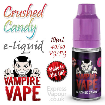 Crushed Candy - Vampire Vape e-liquid - 10ml