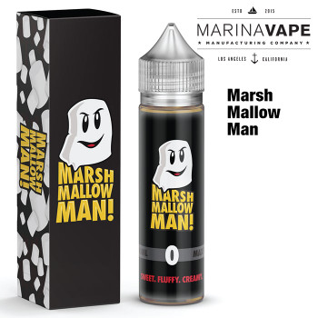 Marshmallow Man e-liquid - Max VG - 50ml