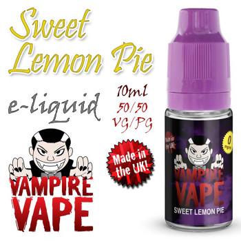 Sweet Lemon Pie