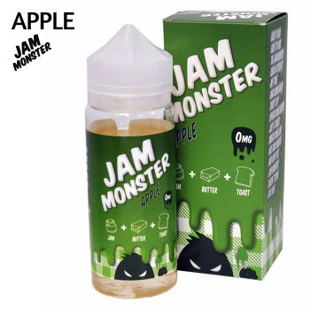 Apple Jam Monster e-liquid - Max VG - 100ml