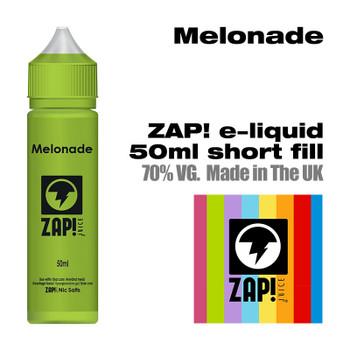 Melonade by Zap! e-liquid – 70% VG – 50ml