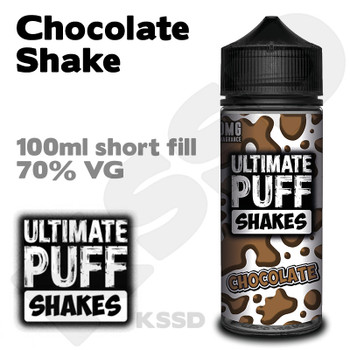 Chocolate Shake - Ultimate Puff eliquid - 100ml