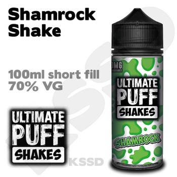 Shamrock Shake - Ultimate Puff eliquid - 100ml