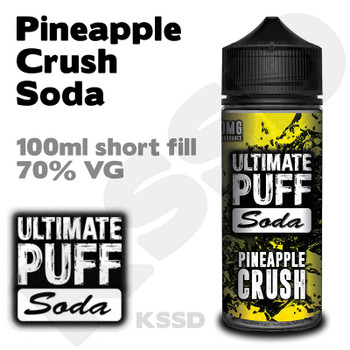 Pineapple Crush Soda - Ultimate Puff eliquid - 100ml