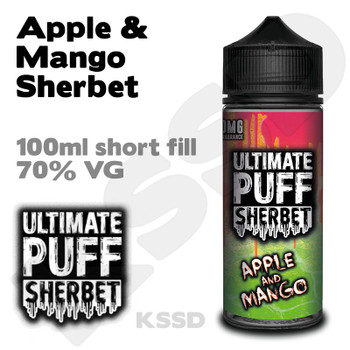 Apple Mango Sherbet - Ultimate Puff eliquid - 100ml