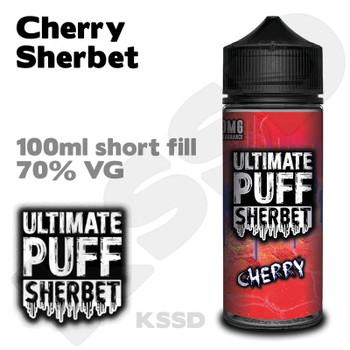 Cherry Sherbet - Ultimate Puff eliquid - 100ml