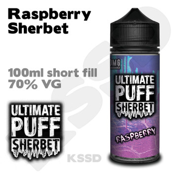 Raspberry Sherbet - Ultimate Puff eliquid - 100ml