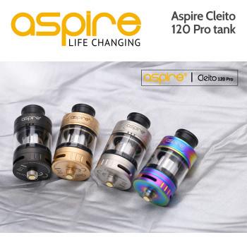 Aspire Cleito Pro sub-ohm 2ml tank