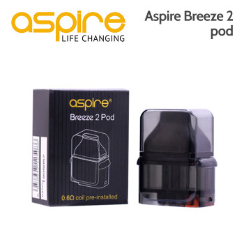 Additional Aspire Breeze 2 pod
