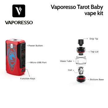 Vaporesso Tarot Baby vape kit