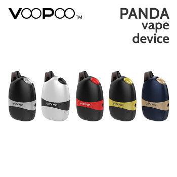 colours - VooPoo PANDA vape device