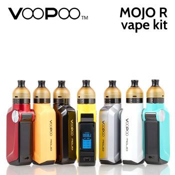 VooPoo MOJO R vape kit with Conjure RDA