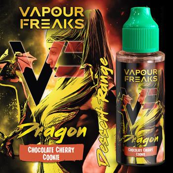 DRAGON - Vapour Freaks Desserts e-liquid - 70% VG - 100ml