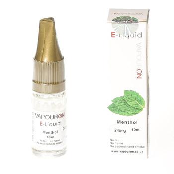 VapourOn E-liquid - Menthol