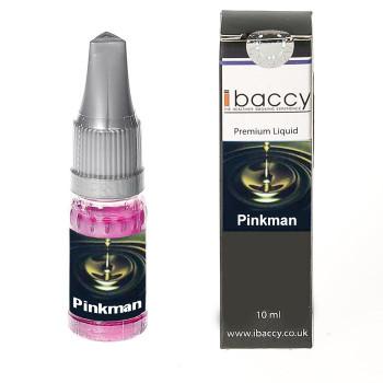 Pinkman - iBaccy e-liquid - 10ml