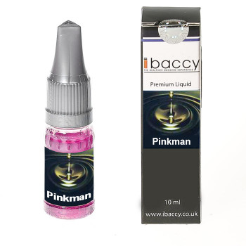 Pinkman - iBaccy e-liquid - 10ml