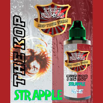 The Kop Strapple Ice – Team Vapour e-liquid – 70% VG – 100ml