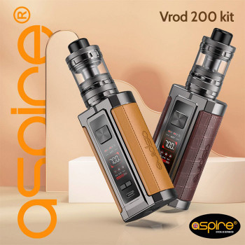 Aspire VROD 200w vape kit