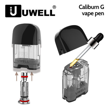 UWELL Caliburn G vape pen