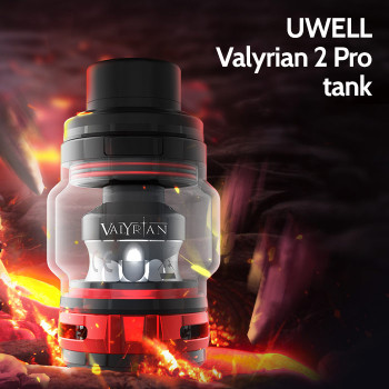 UWELL Valyrian 2 Pro tank (2ml EU version)