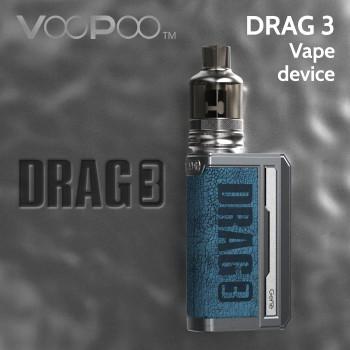 VooPoo DRAG 3 vape kit 177w